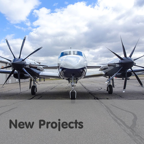 New Projects - 		Photo of nine blade MT-Propeller