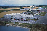 MT-Propeller Headquarters at the Airport Straubing Wallmuehle