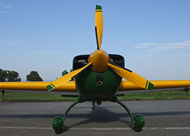 Extra 300 SHP with MT-Propeller