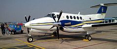 King Air 200 with 5-blade MTV-27