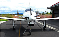 Lancair Evolution with MT-Propeller