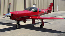 Lancair Legacy with MT-Propeller