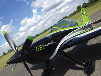 Gamebird GB1 with MT-Propeller