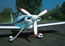 RV 4 with MT-Propeller