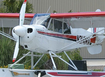 Aviat Husky A-1 with 2-blade MTV-15