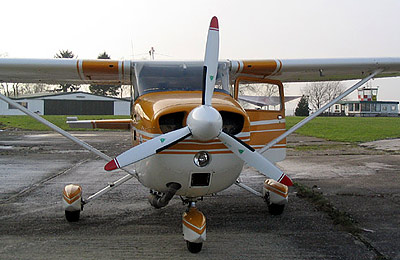 Cessna 172K,-L,-M, F172L,-M with 3-blade MTV-18