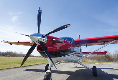 Kodiak 100 with MT-Propeller MTV-27